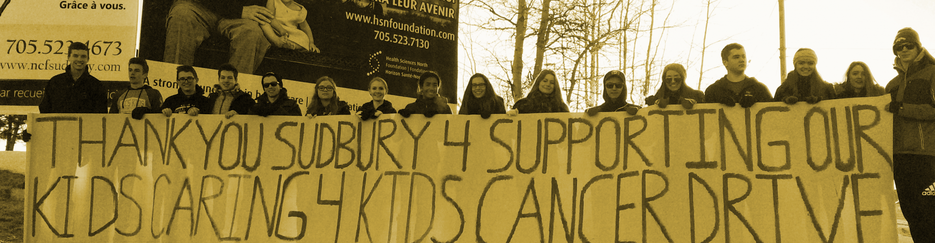 """Bold youth of Sudbury demonstrate """"genius, power and magic"""" in cancer-fighting fundraiser"""