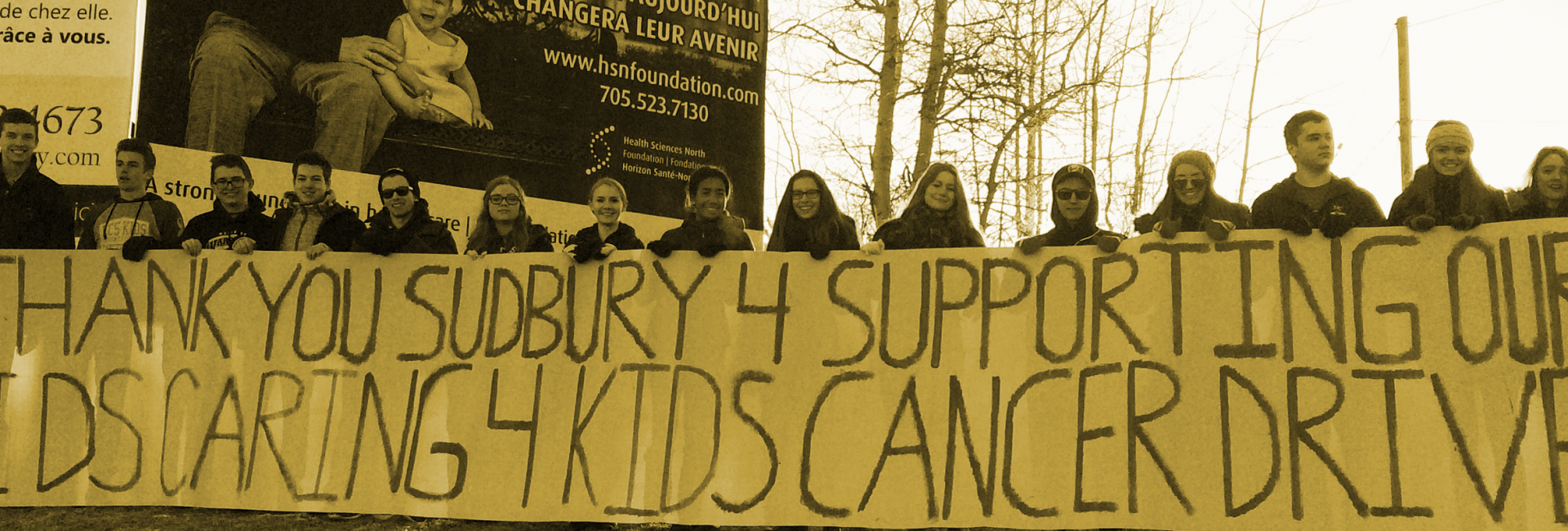 "Bold youth of Sudbury demonstrate ""genius, power and magic"" in cancer-fighting fundraiser"
